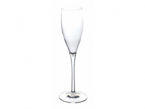 Life champagne glass