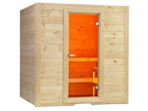 Santiotec Sauna traditionnal Basic
