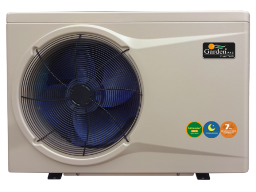 Garden Pac invertech Cool & Heat pump