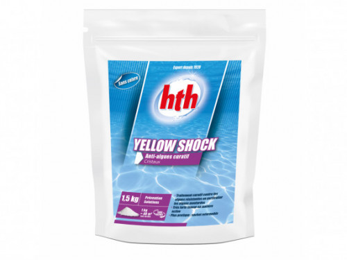 Yellow Shock hth