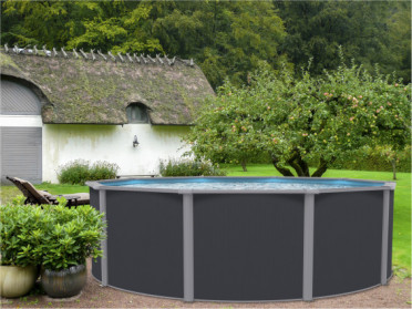 The Pacific Above-Ground swimming pool for a budget-friendly solution