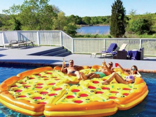 FUNSHINE Inflatable complete Pizza