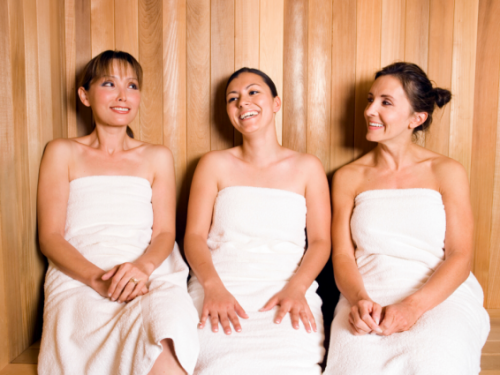 What are the benefits of the sauna on the body