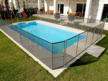 Dispositivi di sicurezza per piscine