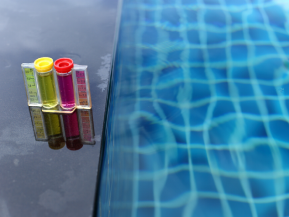ACTI Soft Water Analysis to analyse and provide swimming pool water treatment solutions