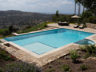 When choosing a pool finish, consider the ambiance you'd like to create.