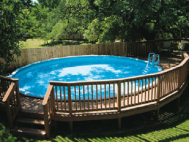 The Main Components of an Above Ground Pool