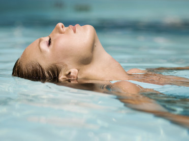 Spa therapy and counter-current swimming