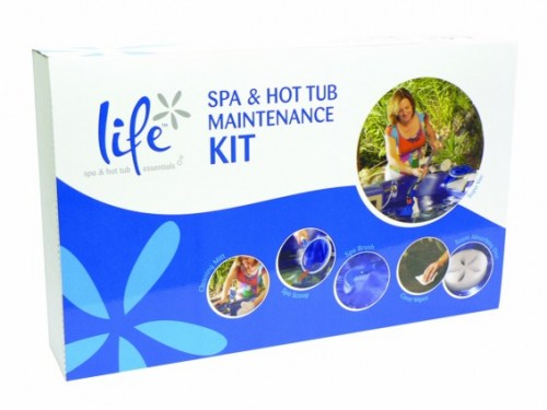 Life spa kit Maintenance