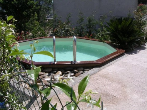 Octoo Wooden Pool 2