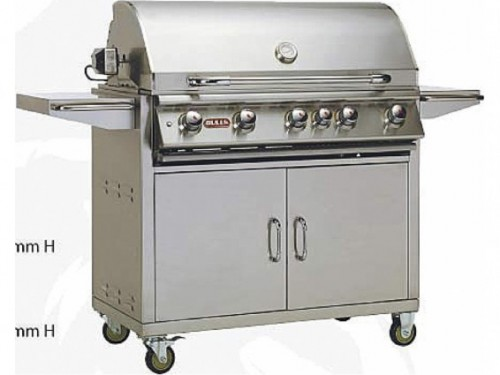 Bull Outdoor Kitchen Brahma