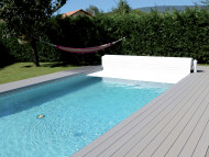 Couverture de piscine automatique pour une protection optimale