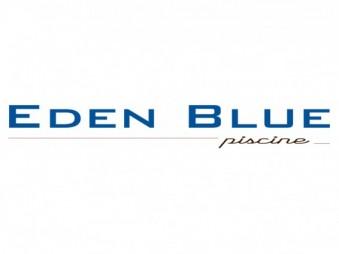 Logo Eden blue